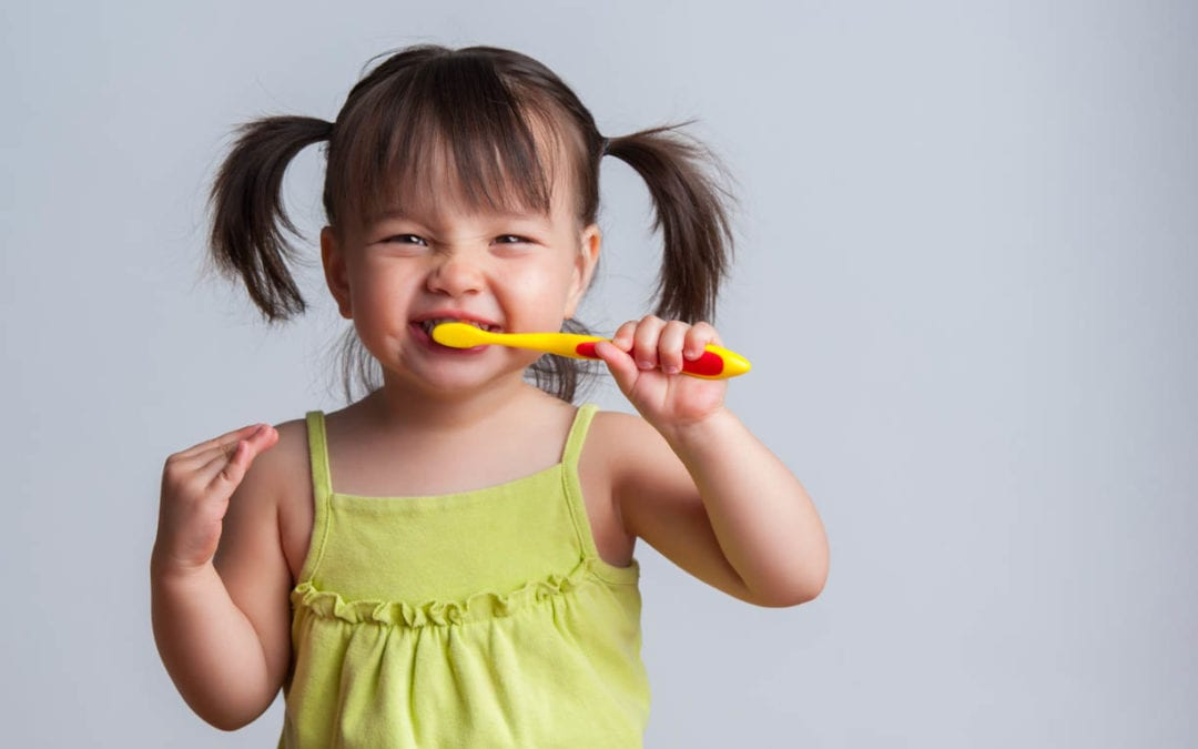 More than 40% of children have tooth decay by Kindergarten!