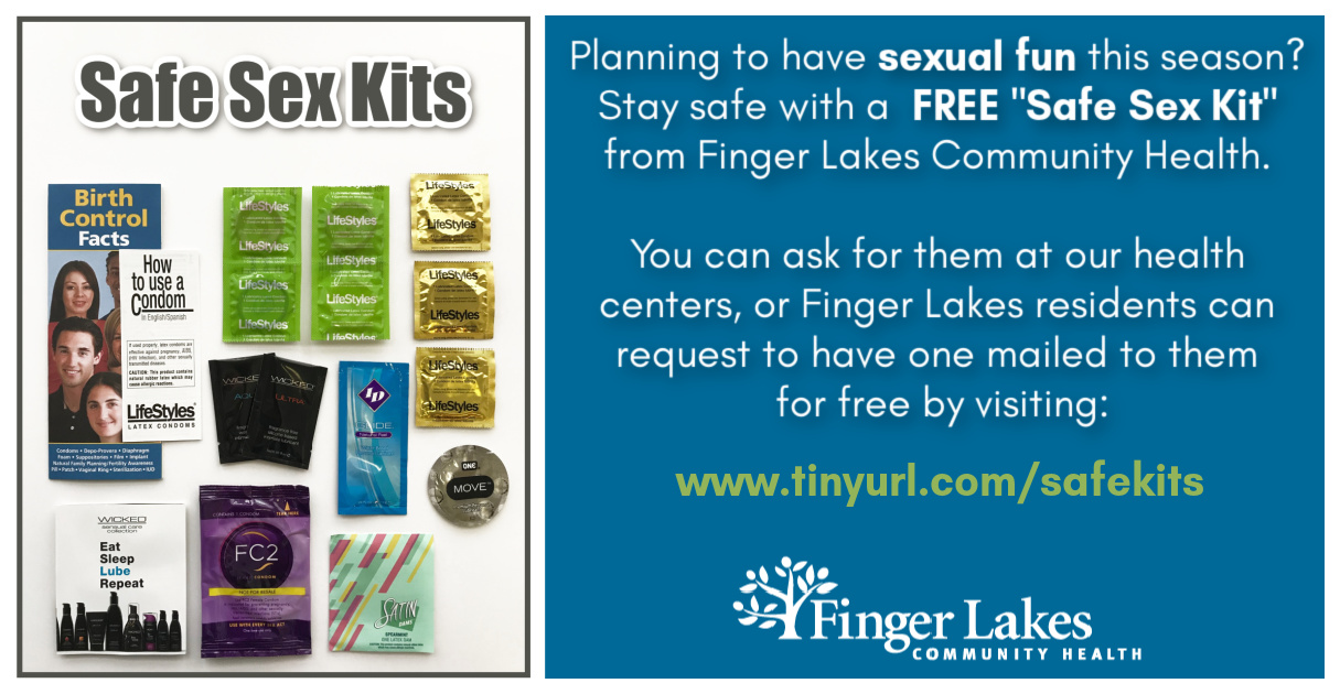Safe Sex Kits Updated
