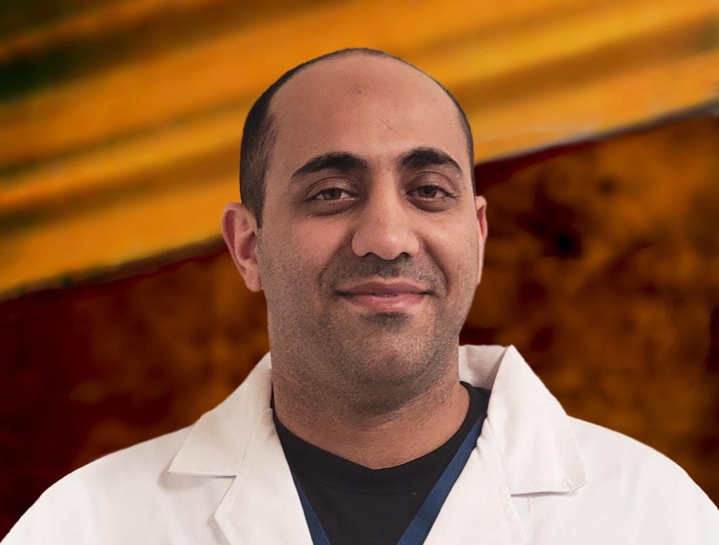 Dentist Ahmed Alshareef